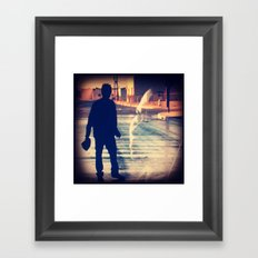 BREAKING BAD 3 Framed Art Print