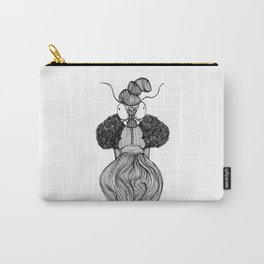 Mantis Girl Nr. 1 Carry-All Pouch