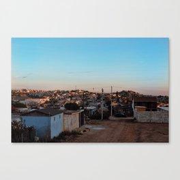 Tijuana Canvas Print