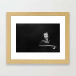 Invisible Hand Framed Art Print