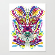 Psychonaut Canvas Print