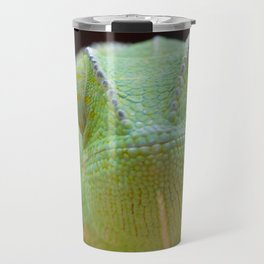 Chameleon Face Travel Mug