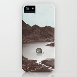 """I don't belong here"" iPhone Case"