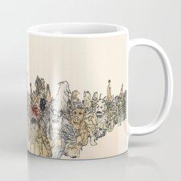 Koukeri (Mummers) Coffee Mug
