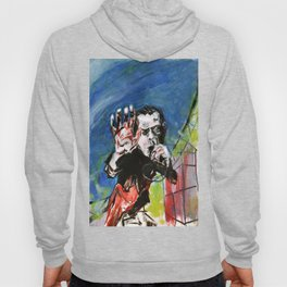 Nick Cave Red Right Hand Hoody