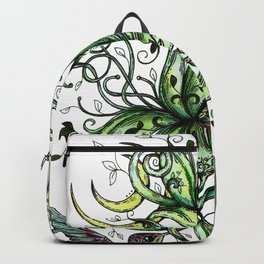 Hummingbird Garden Party Backpack