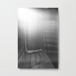 Stairs - Barcelona Metal Print