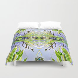 Center of Balance Duvet Cover