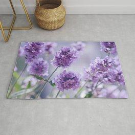 lavender Purple Rug