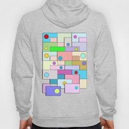 Geometric Colors 8a. Hoody