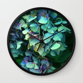 Treasure of Nature VII Wall Clock