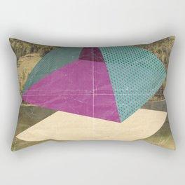 piramidi&nuvole Rectangular Pillow
