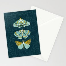 Lepidoptery No. 8 by Andrea Lauren  Stationery Cards