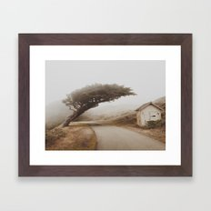 Point Reyes Framed Art Print
