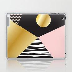 Golden Moon #buyart #society6 #decor Laptop & iPad Skin