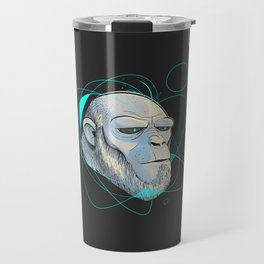 Ape Introspection Travel Mug