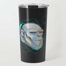 Ape Introspection Travel Mug