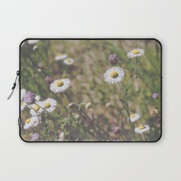 Matte Flowers Laptop Sleeve