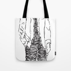 Standing is Fun Tote Bag
