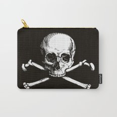 Skull and Crossbones | Jolly Roger Carry-All Pouch