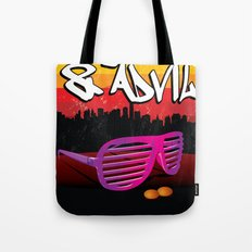 Sunglasses and Advil Tote Bag
