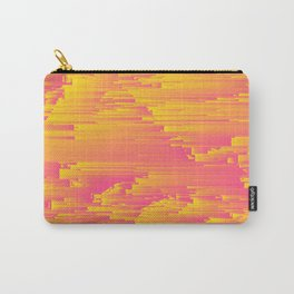 Miami Speed - Pixel Art Carry-All Pouch