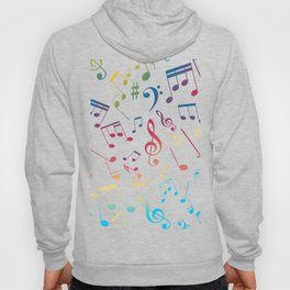 Musical Notes 5 Hoody