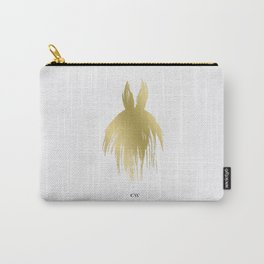 Little Gold Gown Carry-All Pouch