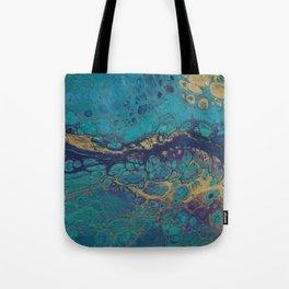 Baby Andromeda Tote Bag
