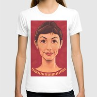 amelie T-shirts featuring Amelie by DC Bowers
