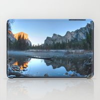 yosemite iPad Cases featuring Yosemite by Kelly Moncure