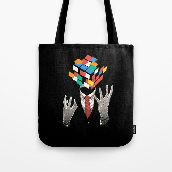 Mind Game Tote Bag