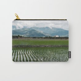 Paddy Field Carry-All Pouch