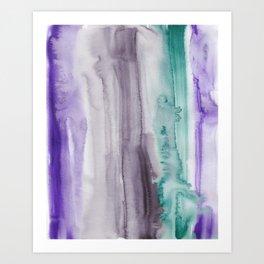 11  | 190907 | Watercolor Abstract Painting Art Print