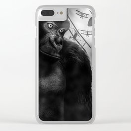 Kong Clear iPhone Case