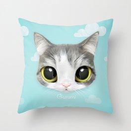 Gurumi Throw Pillow