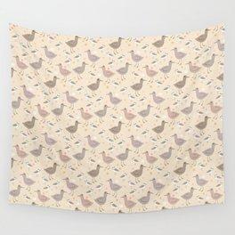South Carolina shorebirds Wall Tapestry
