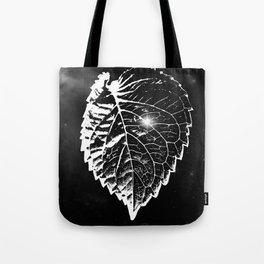 Space Leaf Tote Bag