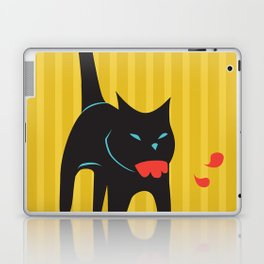 Zombie Cat Hank Laptop & iPad Skin