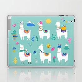 Hola, Llama Laptop & iPad Skin