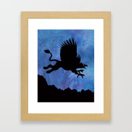 Gryphon Framed Art Print