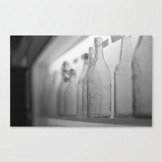 Longneck Bottle Canvas Print