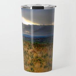 Overlook From Bradbury Mountain Travel Mug