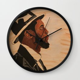 Big Krit Wall Clock