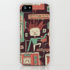 Everything you always wanted to know about mobile communication but where afraid to ask iPhone (5, 5s) Slim Case