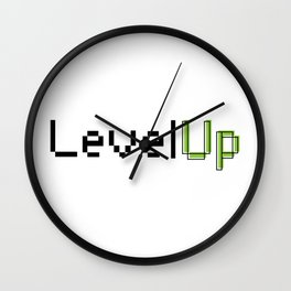LevelUp Wall Clock