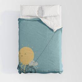 Rainbow Kite Comforters
