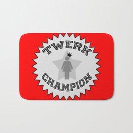 Twerk Champion Bath Mat