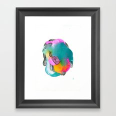 the fetishized object Framed Art Print