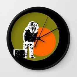 Etoile Noire Wall Clock